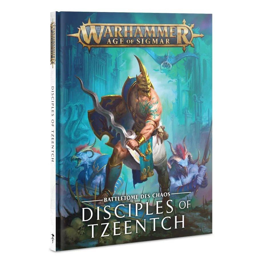 Warhammer Age of Sigmar Diciples-of-Tzeentch