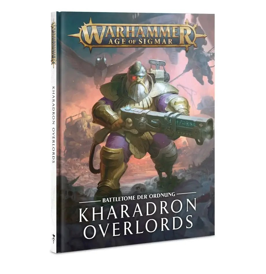 Warhammer Age of Sigmar Kharadron-Overlord