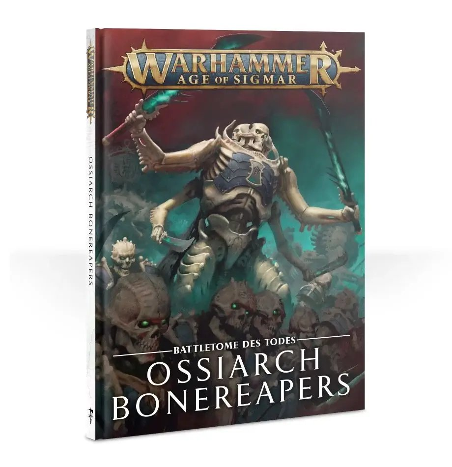 Warhammer Age of Sigmar Ossiarch-Bonereapers