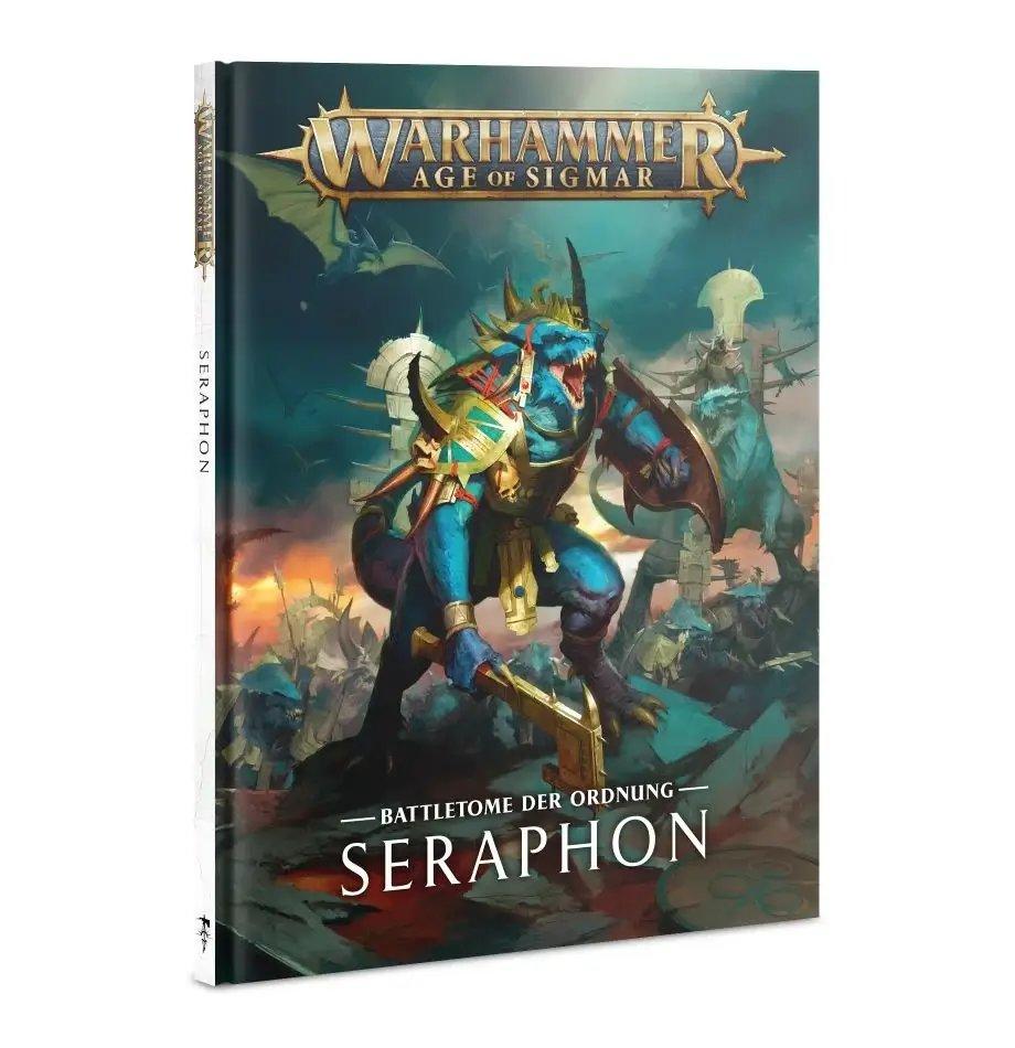 Warhammer Age of Sigmar Seraphon