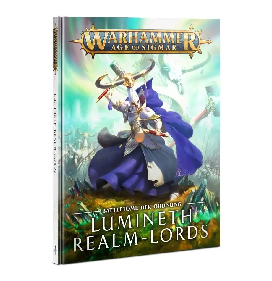 Warhammer Age of Sigmar Lumineth-Realm-Lords