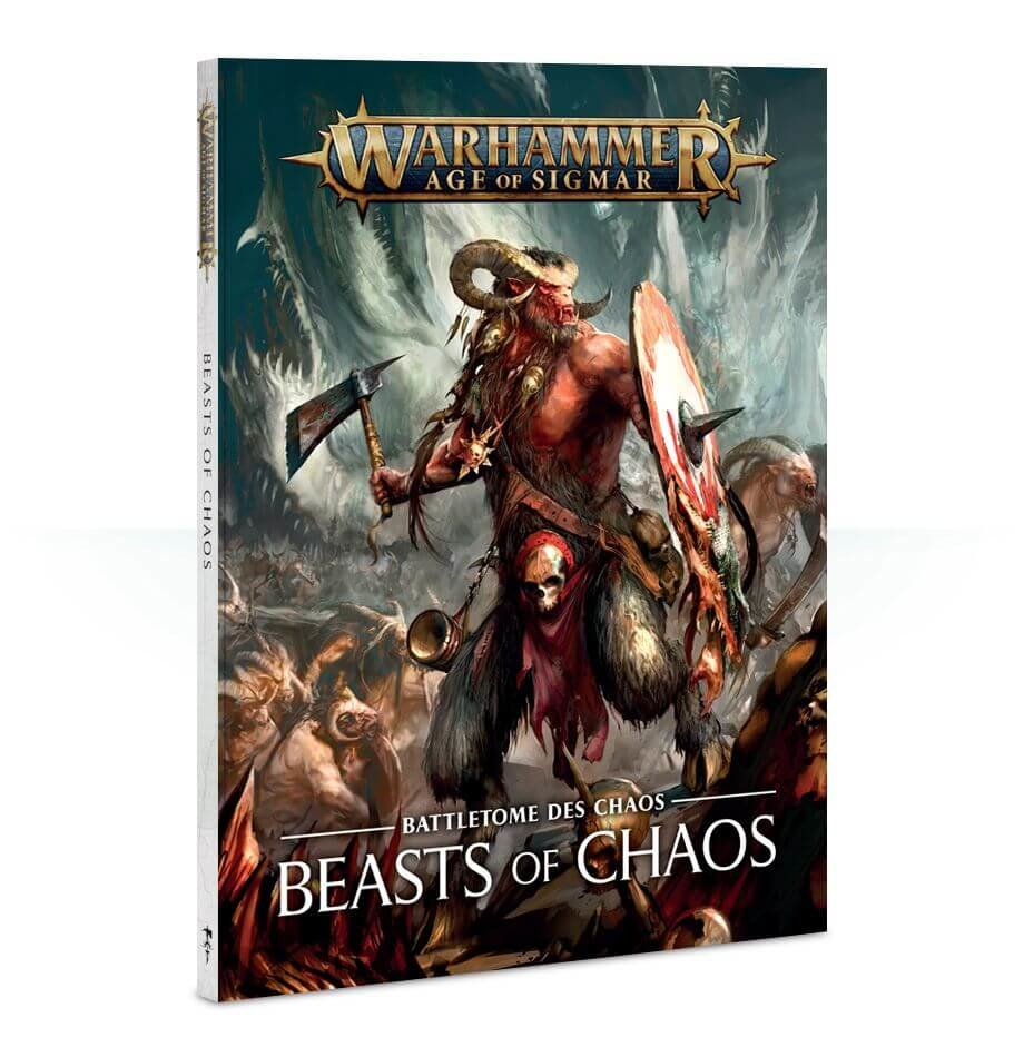 Warhammer Age of Sigmar Beast of Chaos