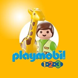 Playmobil 1.2.3 Spielekiste Potsdam