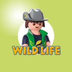 PLAYMOBIL Wild Life Spielekiste Potsdam