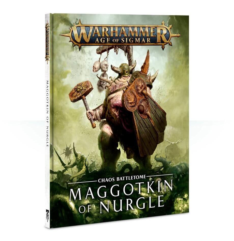 Warhammer Age of Sigmar Maggotkin-of-Nurgle