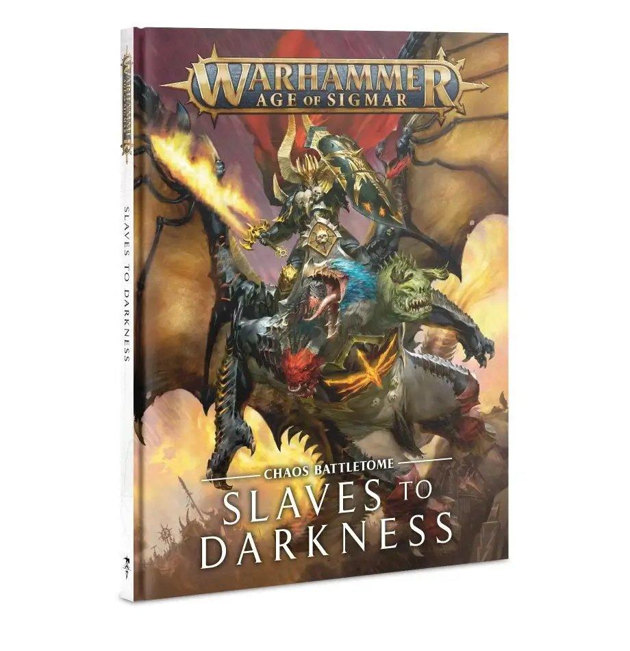 Warhammer Age of Sigmar Slaves to Darkness