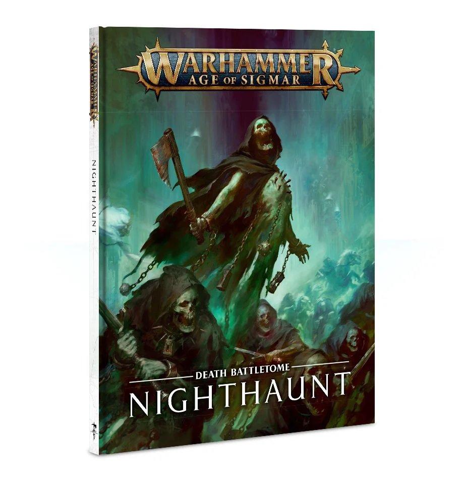 Warhammer Age of Sigmar Nighthaunt