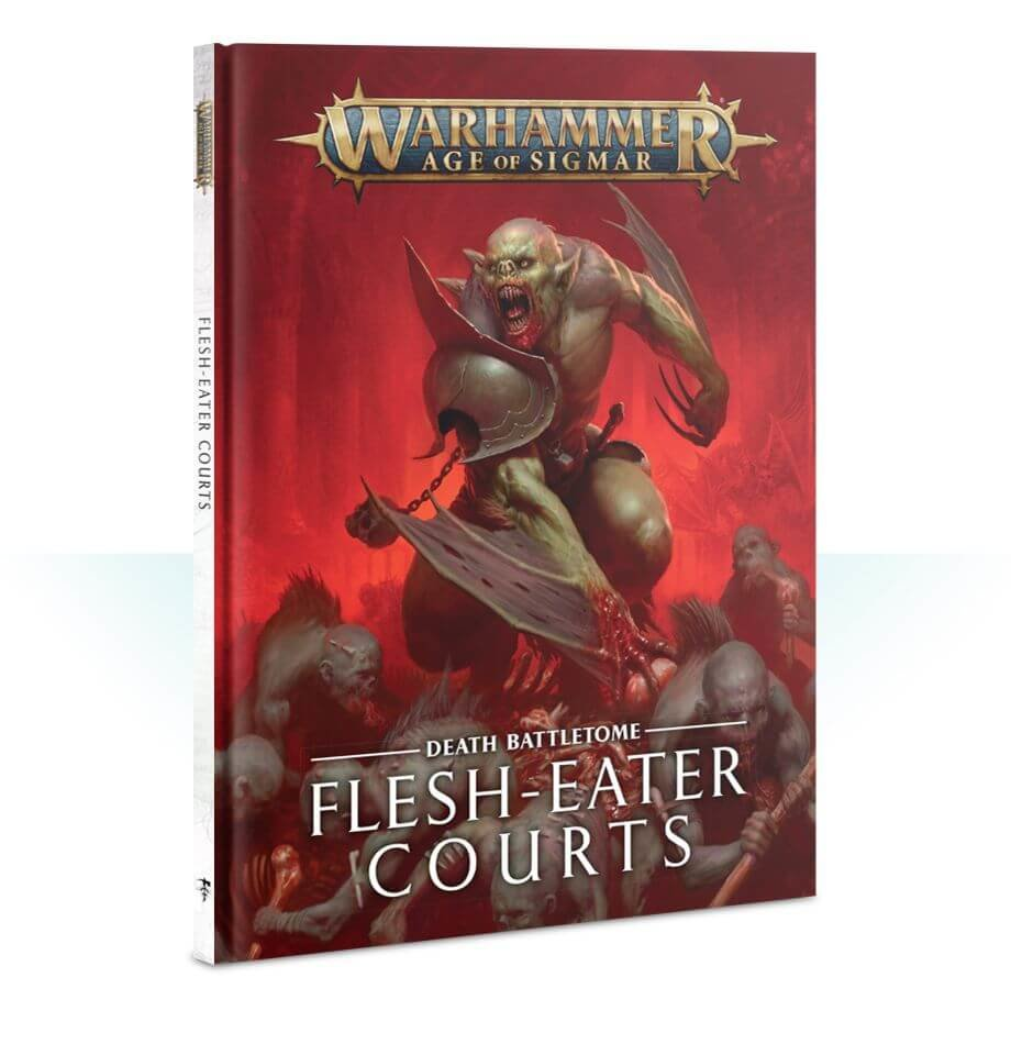 Warhammer Age of Sigmar Flesh-Eater-Courts