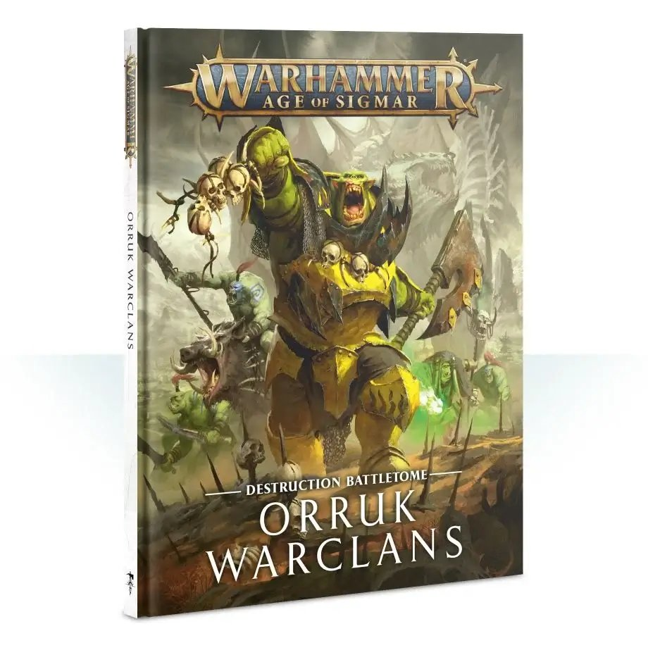 Warhammer Age of Sigmar Iron-Jawz