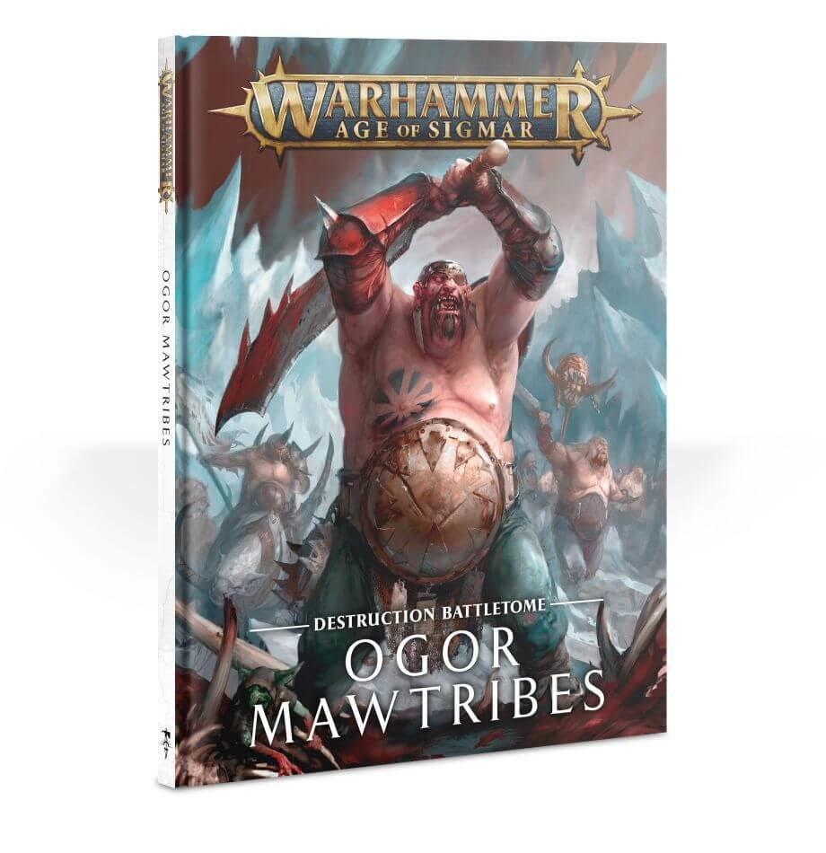 Warhammer Age of Sigmar Oger-Mawtribes