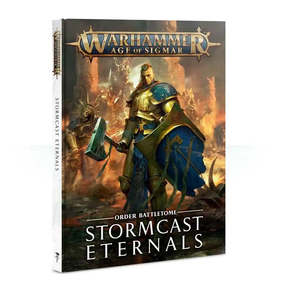 Warhammer Age of Sigmar Stormcast Eternals