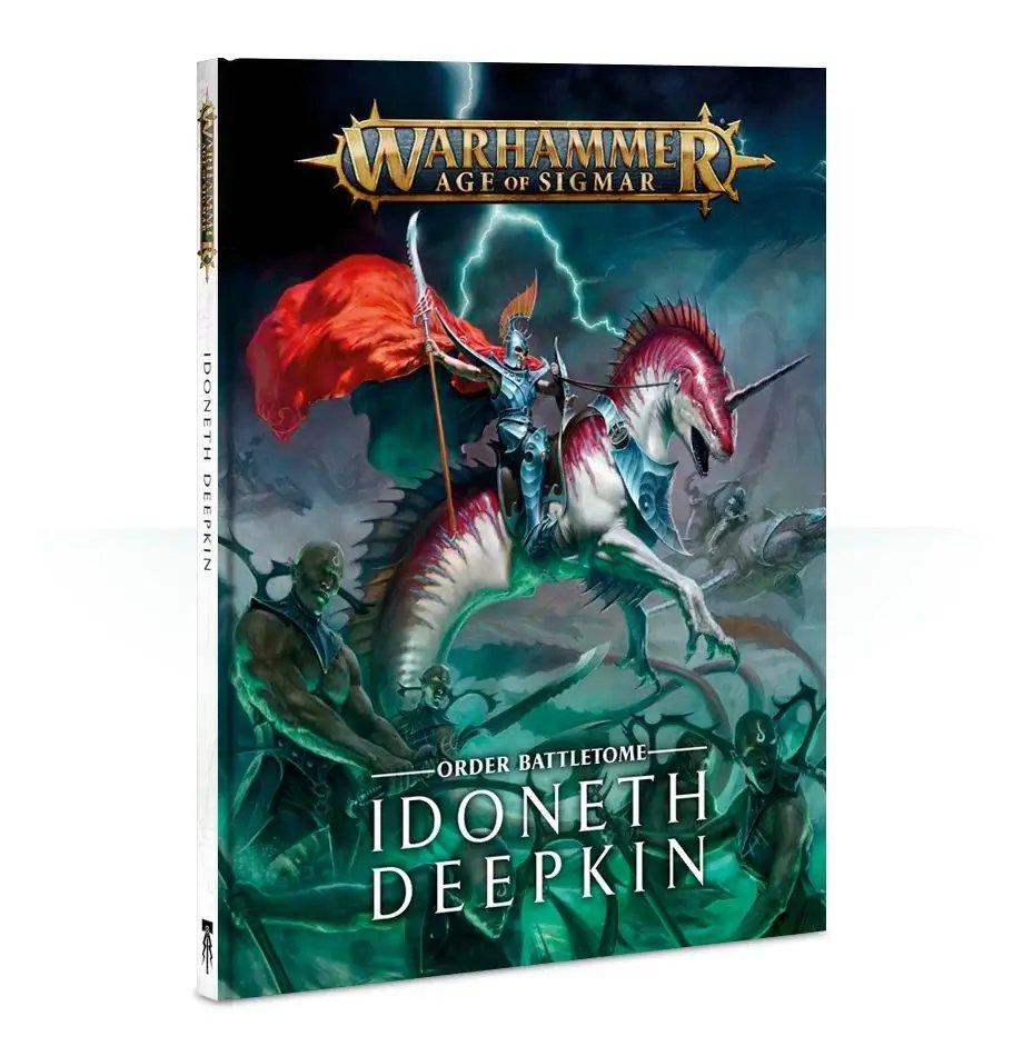 Warhammer Age of Sigmar Idoneth-Deepkin