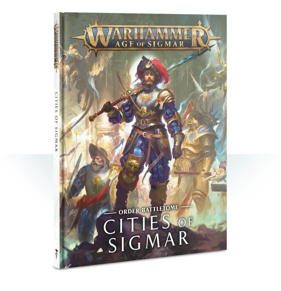 Warhammer Age of Sigmar Cities of Sigmar