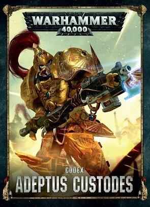 Warhammer 40k Adeptus-Custodes