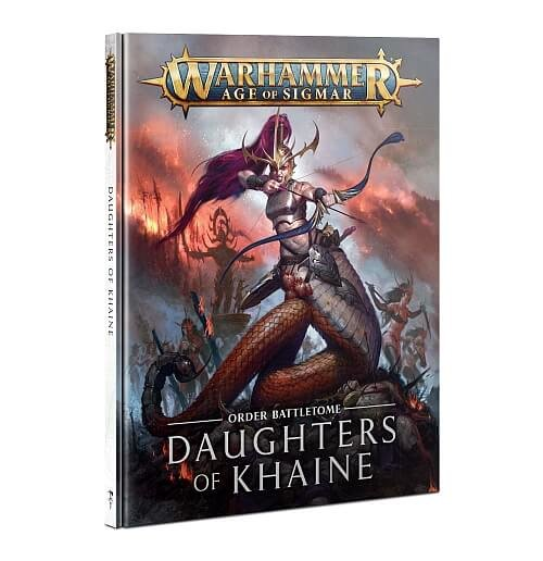 Warhammer Age of Sigmar DAUGHTERS OF KHAINE