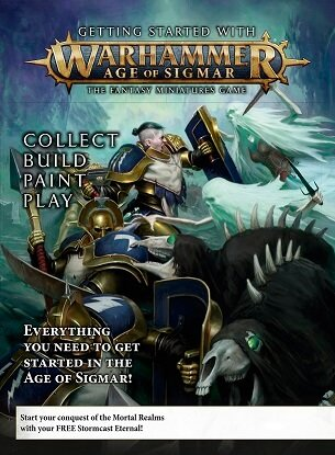 Warhammer Age of Sigmar Start