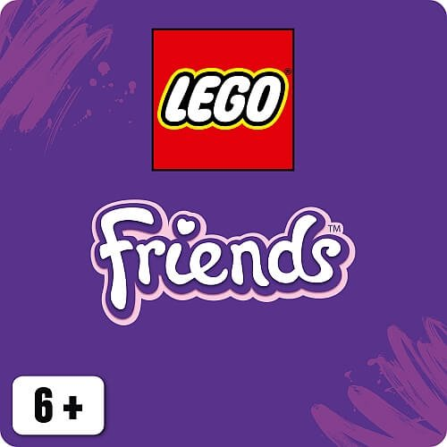 LEGO Friends Spielekiste