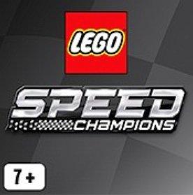 Lego Speed Champions Spielekiste Potsdam