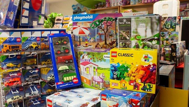 Spielzeug Spielekiste Potsdam Siku Lego Playmobil Haba