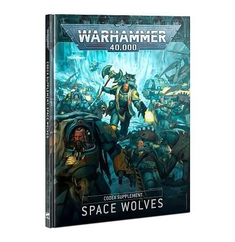 Warhammer 40k Space Wolves