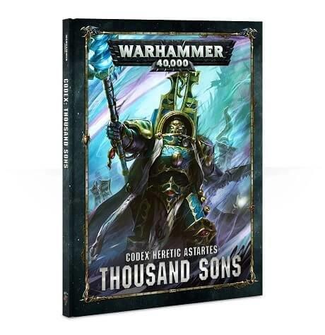 Warhammer 40k Thousend Sons