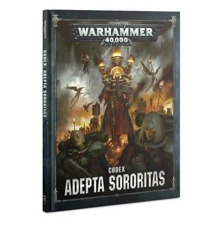 WARHAMMER 40k Adepta Soroitas