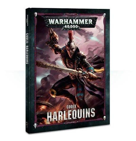 Warhammer 40k Harlequins