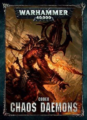 Warhammer 40k CHAOS-DAEMONS