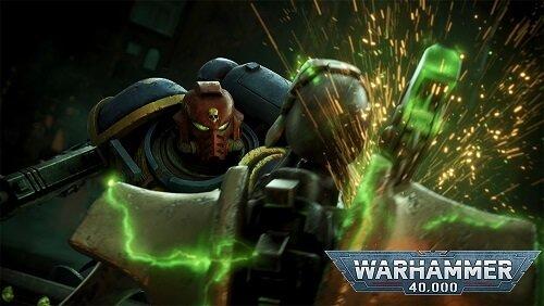 Warhammer 40k Dark Angels