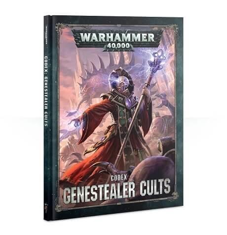 Warhammer 40k Genestealer-Cult