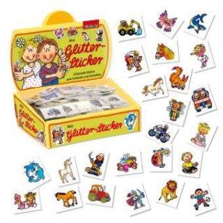 1 Lutz Mauder Mini-Glitter-Sticker