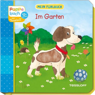 fühlbuch Im Garten