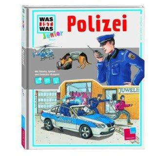 Was ist Was Junior Polizei