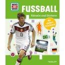 WIW Fussball Rätseln & Sticker