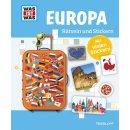 WIW Europa Rätseln & Stickern