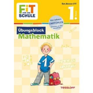 Ffds Übungsblock Mathe Kl.1