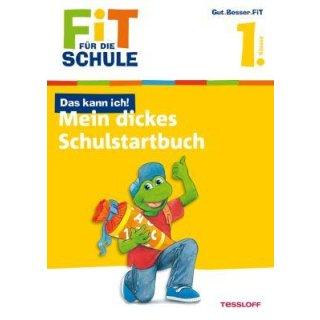 Ffds Mein Dickes Schulstartbuch