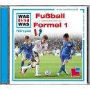 WIW CD Fußball und Formel 1