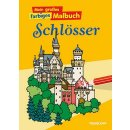 Großes Malbuch Schlösser Tessloff