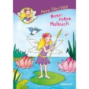 Meine Elfen Rosarotes Malbuch