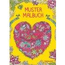 Mustermalbuch Herz