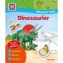 WIW Junior Mitmachheft Dino