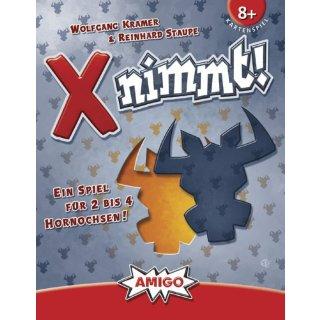 X Nimmt Kartenspiel