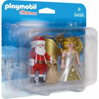 Playmobil 9498 Duo Pack Weihnachtsmann