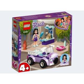 LEGO® 41360 Friends Emmas mobile Tierarztpraxis