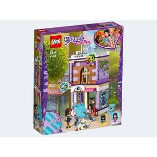 LEGO® 41365 Friends Emmas Künstlerstudio