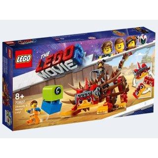 LEGO® 70827 Movie Ultrakatty & Warrior Lucy