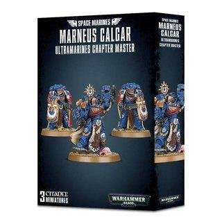 WARHAMMER 40k MARNEUS CALGAR: Ultra MARINES CHAPTER MASTER