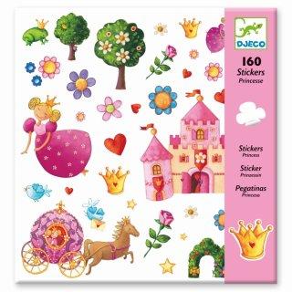 Sticker: Princess Marguerite von DJECO