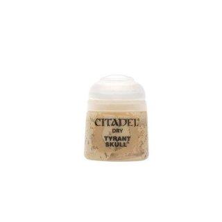 Modellbaufarbe Citadel DRY: TYRANT SKULL (12ML)